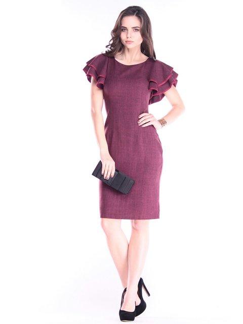 Платье сливовое Maurini 3470913
