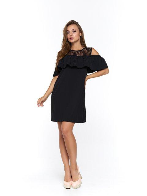 Сукня чорна MOONLIGHT 3474928