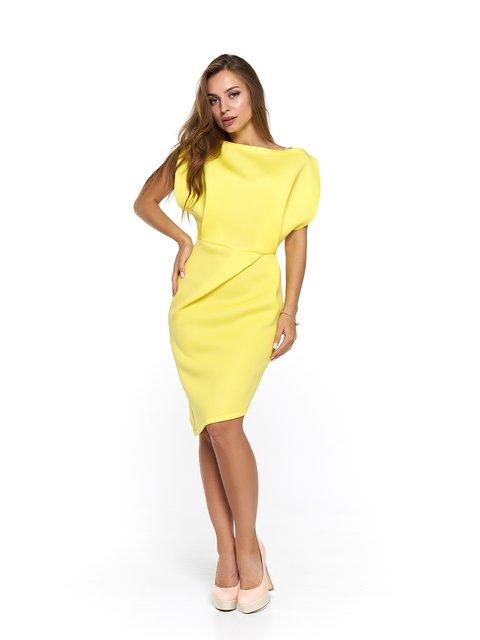 Сукня жовта MOONLIGHT 3474949