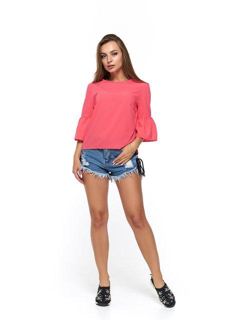 Блуза коралловая MOONLIGHT 3474997