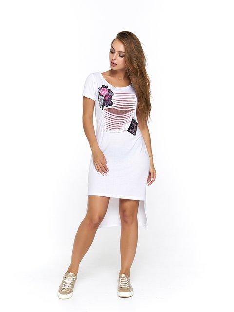 Платье белое MOONLIGHT 3475030