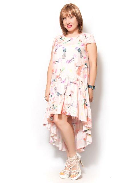 Сукня в принт LibeAmore 3476831