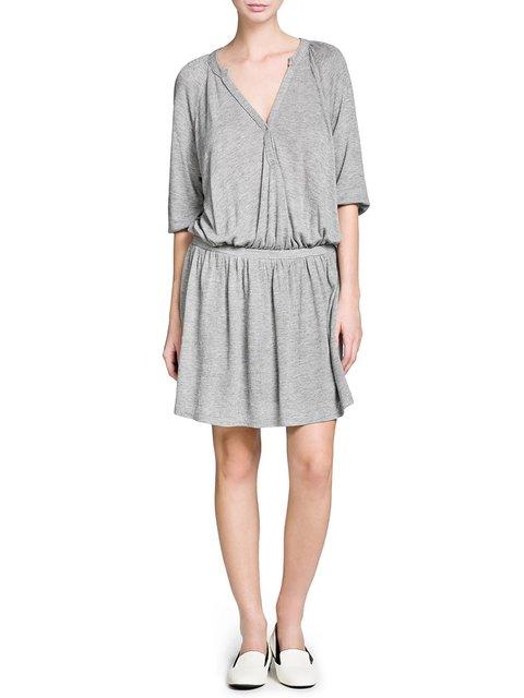 Сукня сіра Mango 2355152