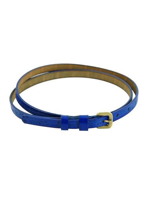Ремінь синій Traum 3482597