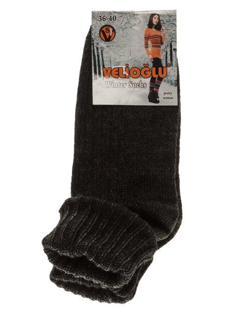Носки темно-серые Velioglu 3405973