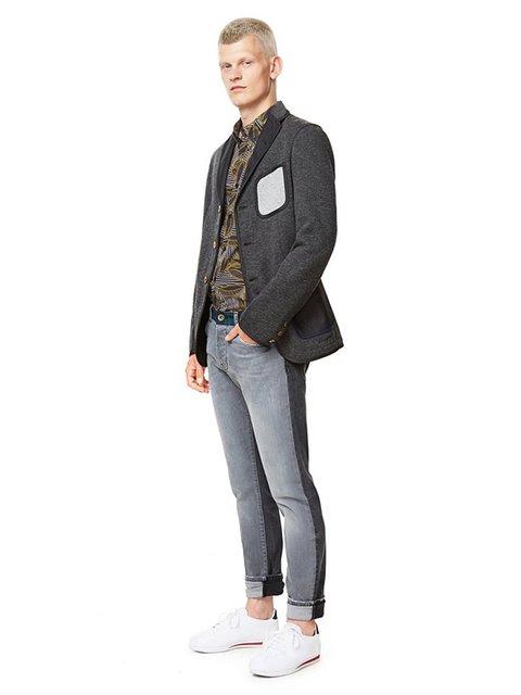Пиджак серый Desigual 3487753
