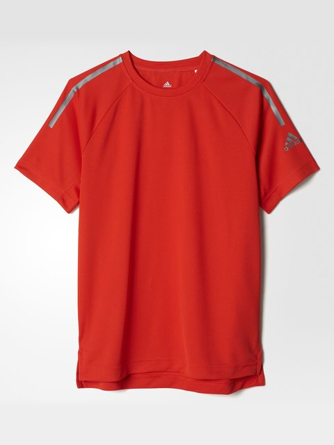 Футболка червона Adidas 3478189