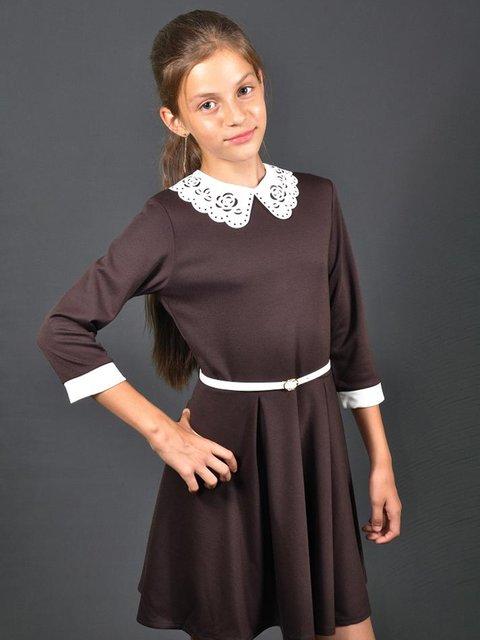 Платье коричневое Lider Class 3271963