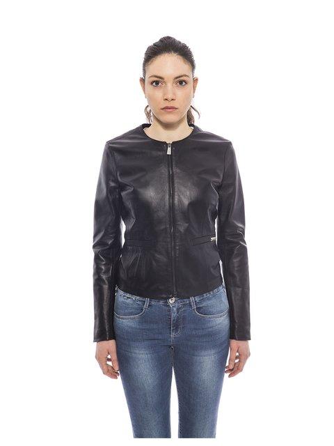 Куртка черная Trussardi 3499502