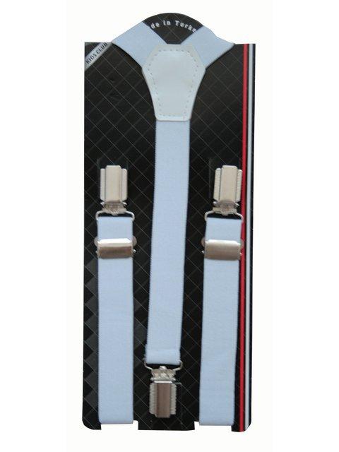 Підтяжки білі Terry 3502688