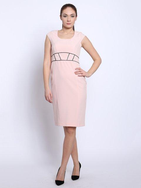 Сукня кольору пудри Rosetta Alda 3496490