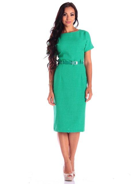 Платье зеленое Dioni 3503887