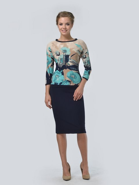 Комплект: джемпер и юбка LILA KASS 3505447