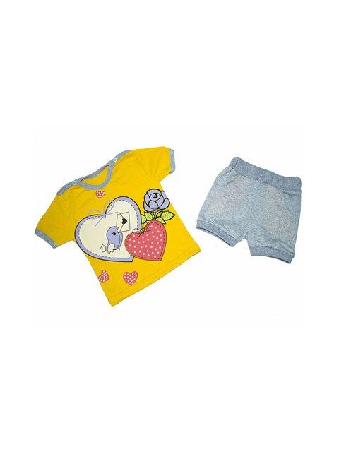 Комплект: футболка и шорты Малыш 3506535