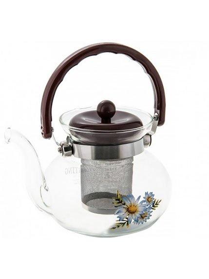 Чайник з заварником (1300 мл) Trendy 3507589