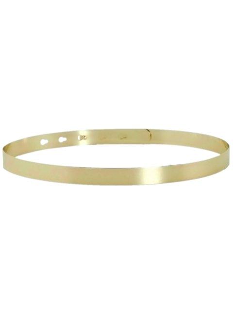 Пояс золотистий Traum 3511316