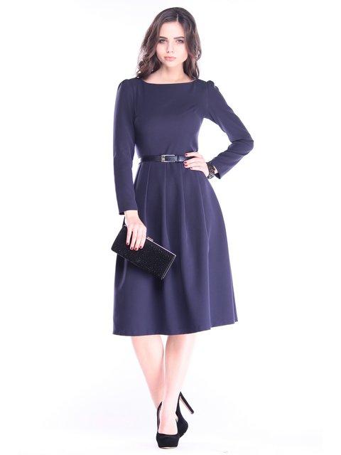 Платье темно-синее Maurini 3517137