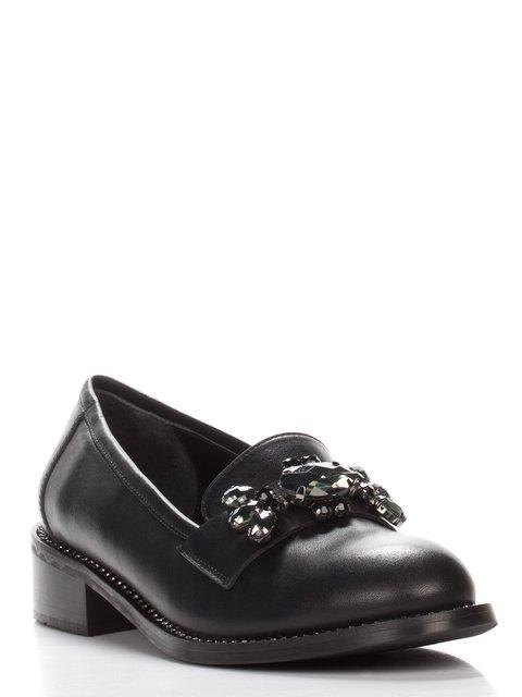 Туфли черные PERA DONNA 3507702