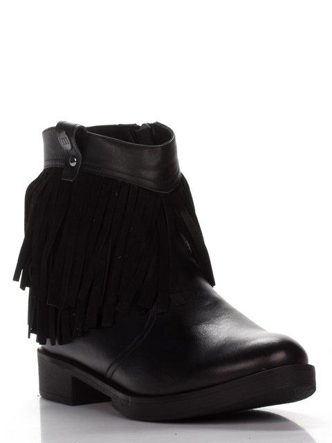 Ботинки черные Mamma mia 3507717