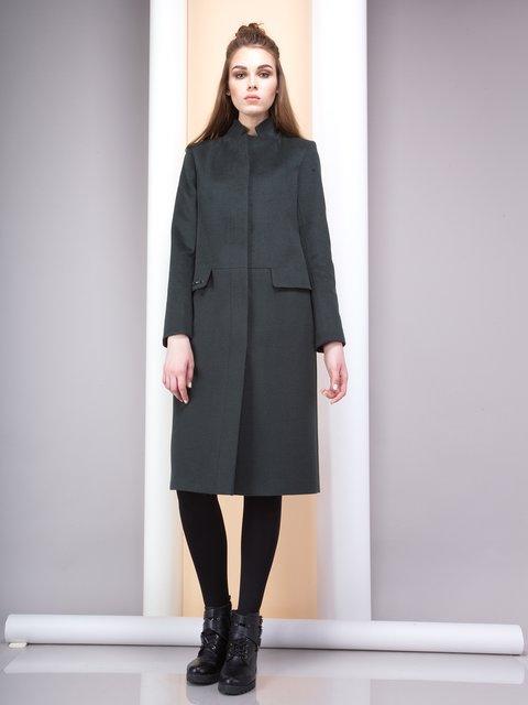 Пальто сіро-зелене CORSICA 3103384