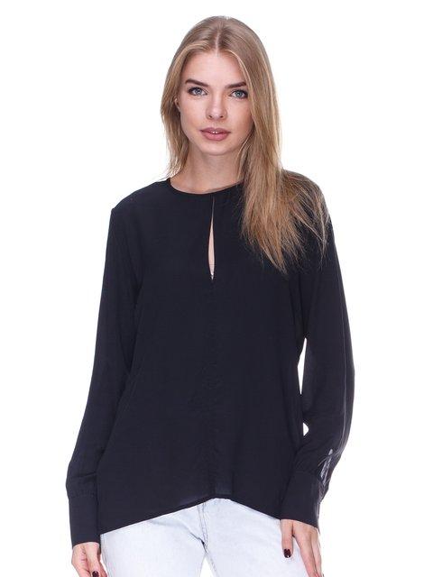 Блуза чорна Benetton 3520049