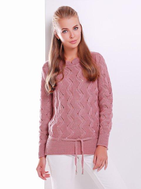 Джемпер розовый MarSe 3522012
