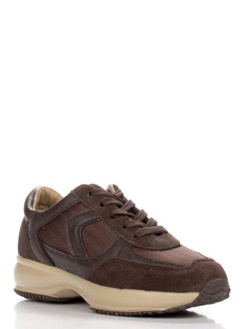 Кросівки коричневі Lumberjack 2489797
