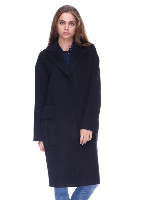Пальто черное Dolcedonna 3476598