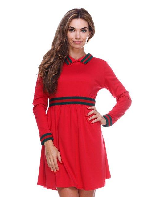 Однотонна зручна сукня із завищеною талією Marc Vero Maxxi 2763910