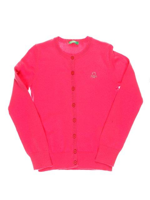 Кофта розовая Benetton 3520741