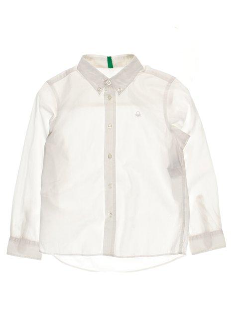 Рубашка белая Benetton 1873334
