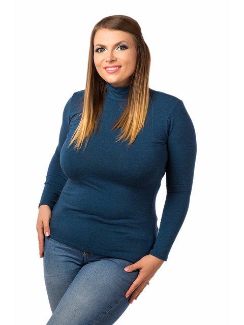 Гольф кольору джинсу Tyrkey 3538889
