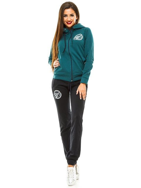 Костюм спортивный: кофта и брюки Exclusive. 3538673