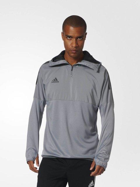 Ветровка серая Adidas 3522737