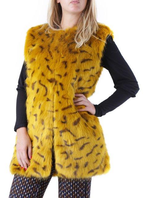 Жилет жовтий Olivia Hops 3544223
