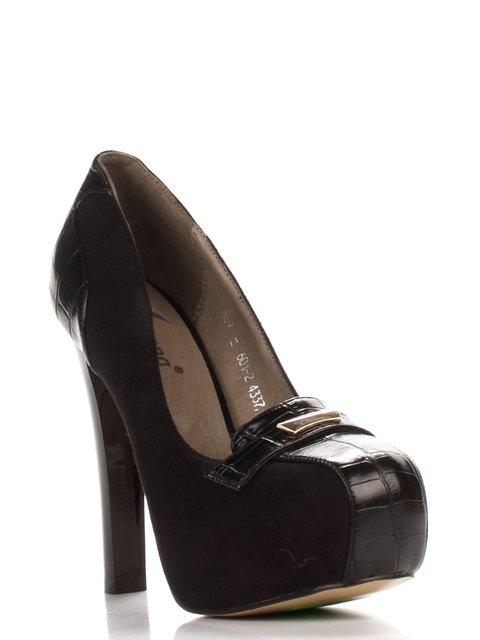 Туфли черные Arianna 3529013