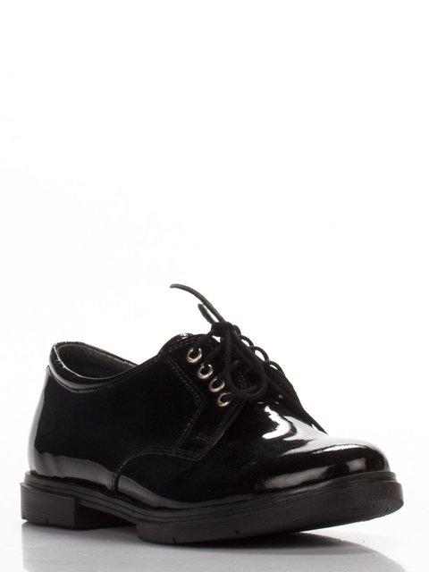 Туфли черные Artsakh 3465515