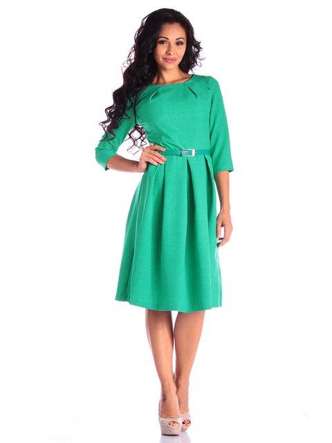 Платье зеленое Dioni 3550053