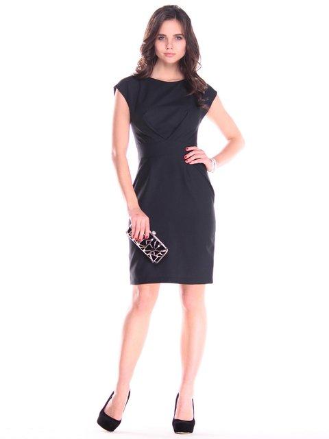 Платье черное Dioni 3550058