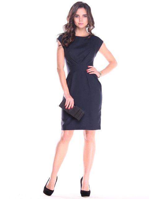 Платье темно-синее Dioni 3550059