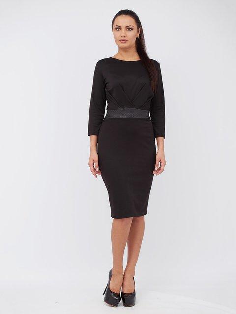 Платье черное Alana 3554052