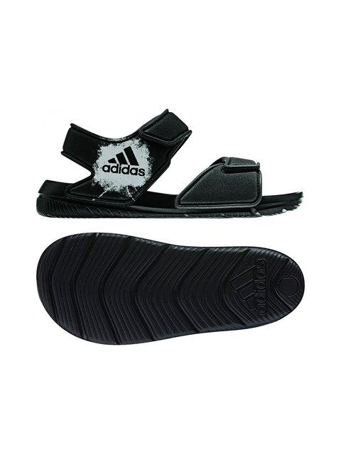 Сандалии черные Adidas 3502879