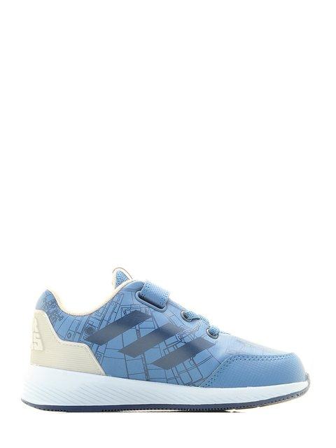 Кросівки блакитні Adidas 3502991