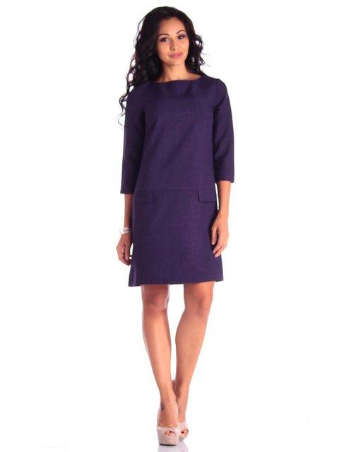 Платье темно-фиолетовое Maurini 3555351