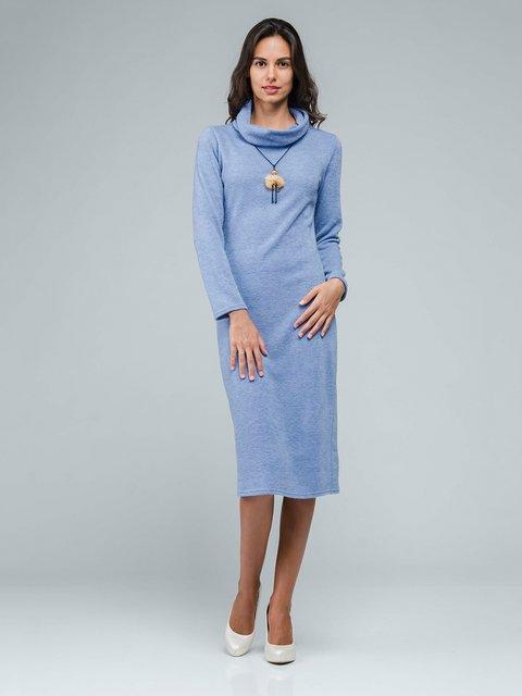 Платье светло-голубое AERIN 3562701