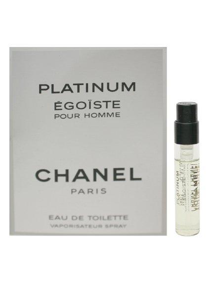 Туалетная вода Egoiste Platinum edt — vial (2 мл) Chanel 3354828