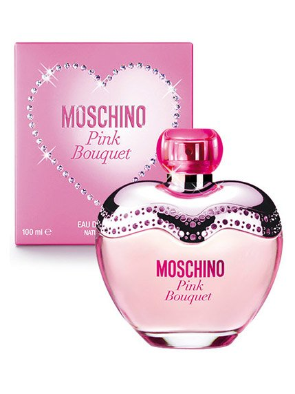 Туалетна вода Pink Bouquet — тестер (100 мл) Moschino 3558401
