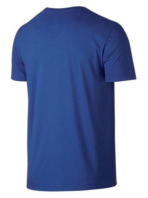 Футболка синя Nike 3563086