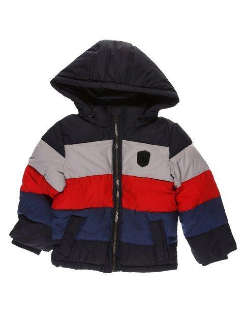 Куртка темно-синяя с полосками Nautica 3554560