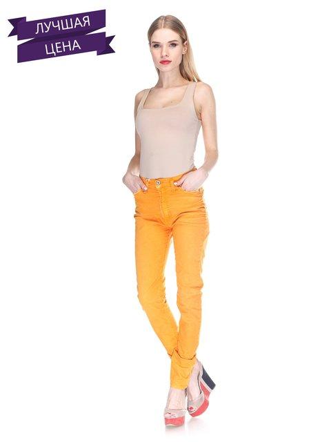 Брюки оранжевые Please 3113635